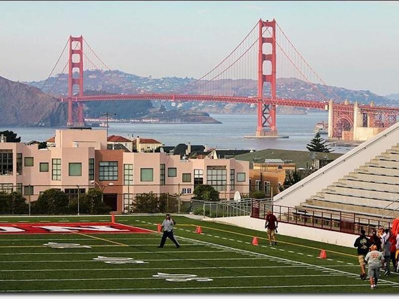 Washington High School Stadium