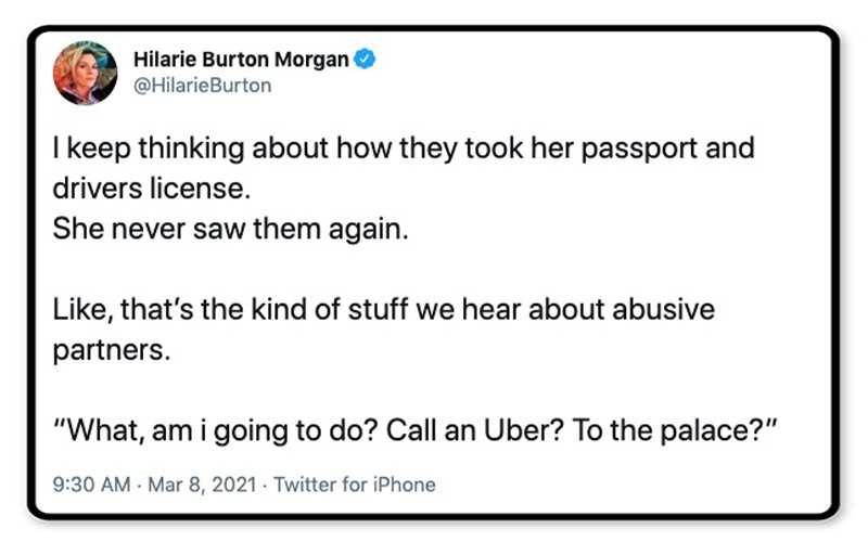 No Uber for you