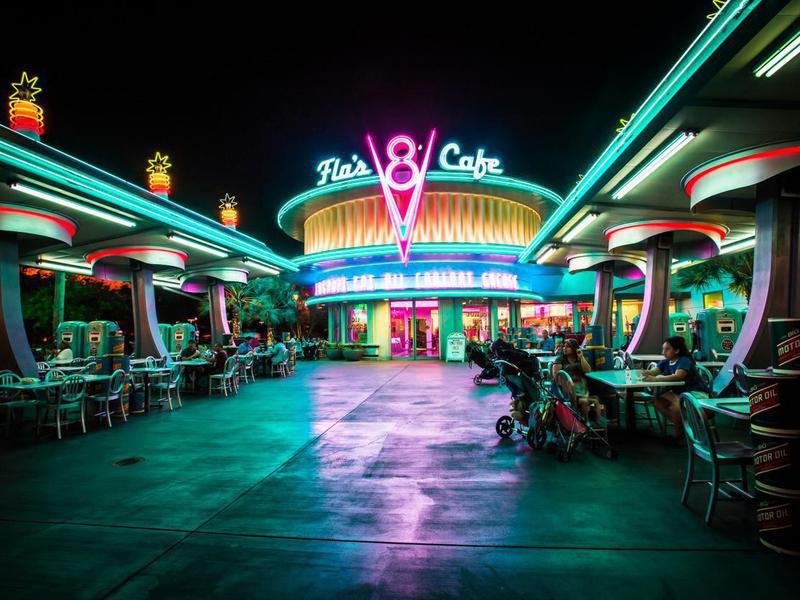 Restaurant at Disney