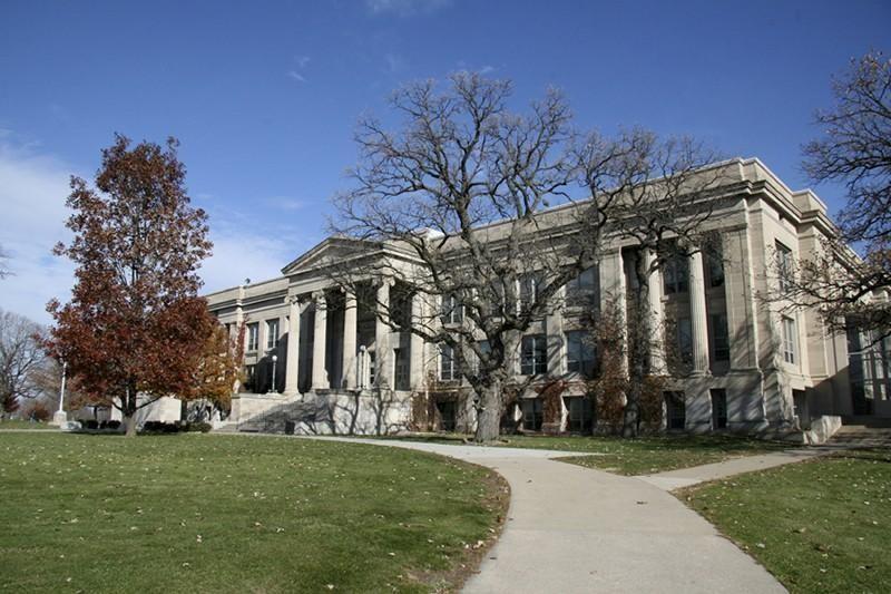 East High School in Iowa