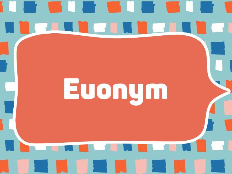 1997: Euonym
