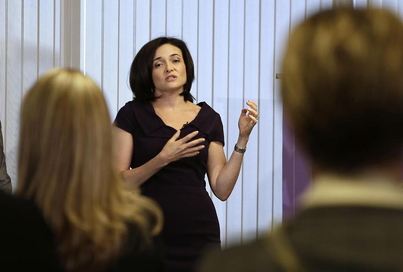 Sheryl Sandberg,