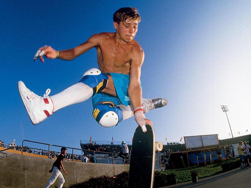 Young Rodney Mullen