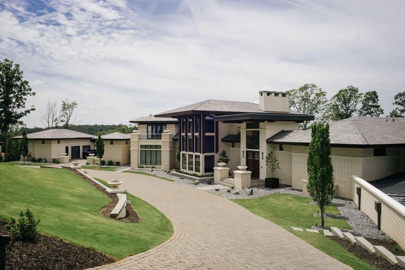 Denny Hamlin's house