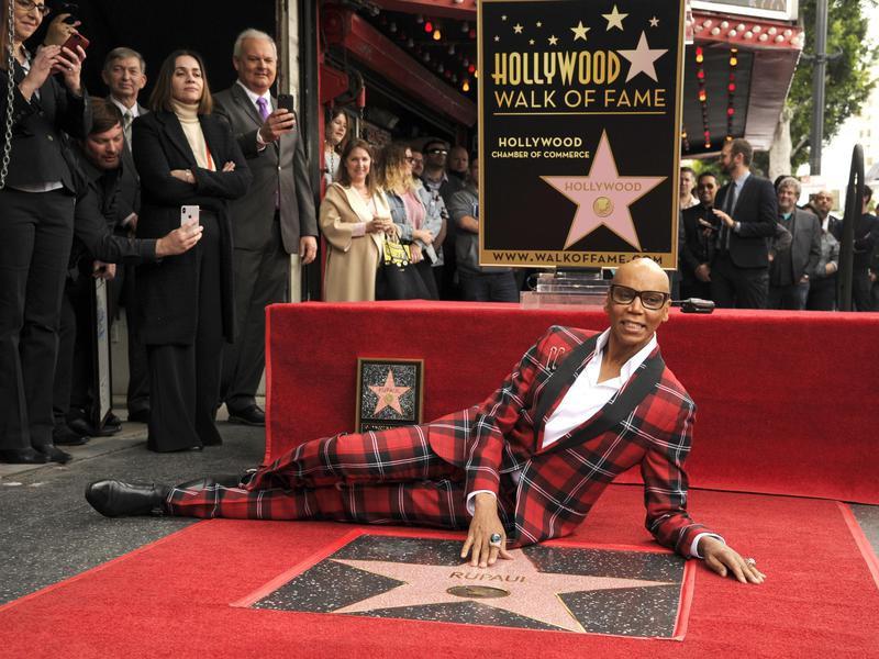 RuPaul Walk of Fame