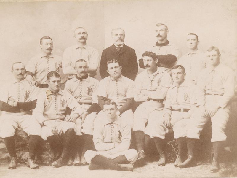 Harry Wright and 1892 Philadelphia Phillies