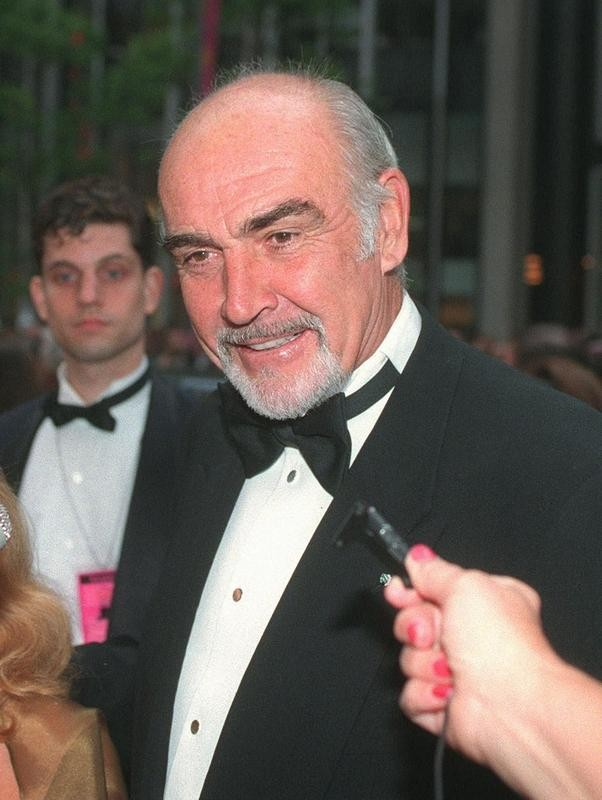 Sean Connery in 1997