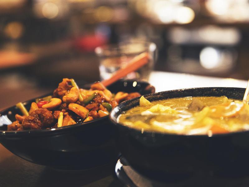 Thai Food Curry