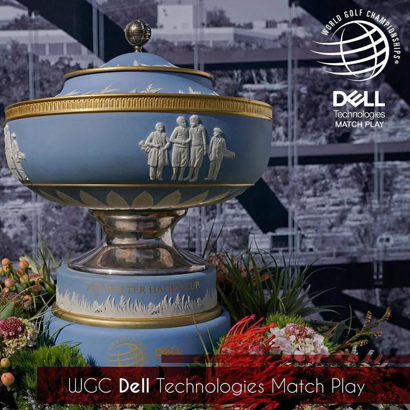World Golf Championships-Dell Technologies Match Play Trophy