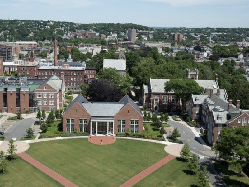 WPI's campus