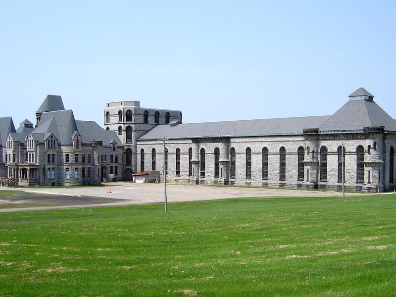 Ohio State Reformatory in Mansfield, Ohio