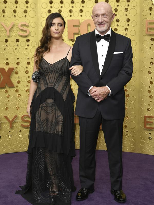 Rebecca Banks and Jonathan Banks