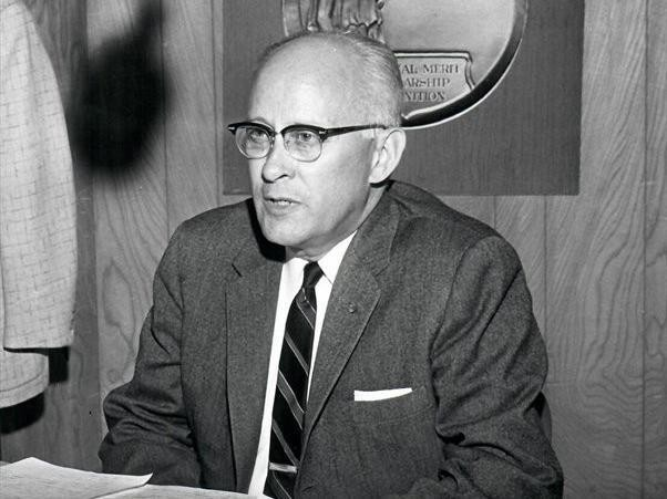 National Merit Scholarship Corporation President