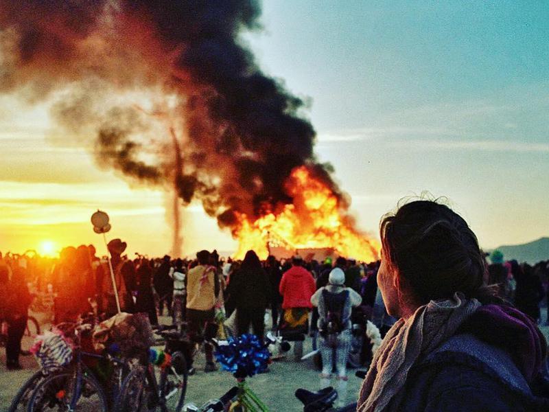 Burning Man Traditions