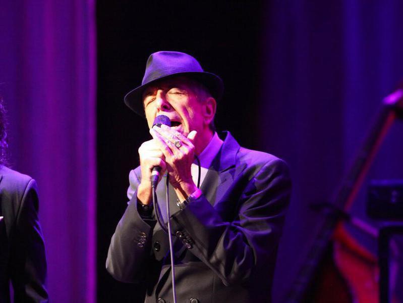 Leonard Cohen 'Old Ideas' World Tour