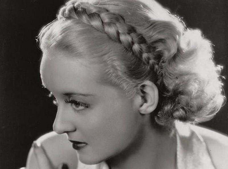 1930s: Detachable Braid