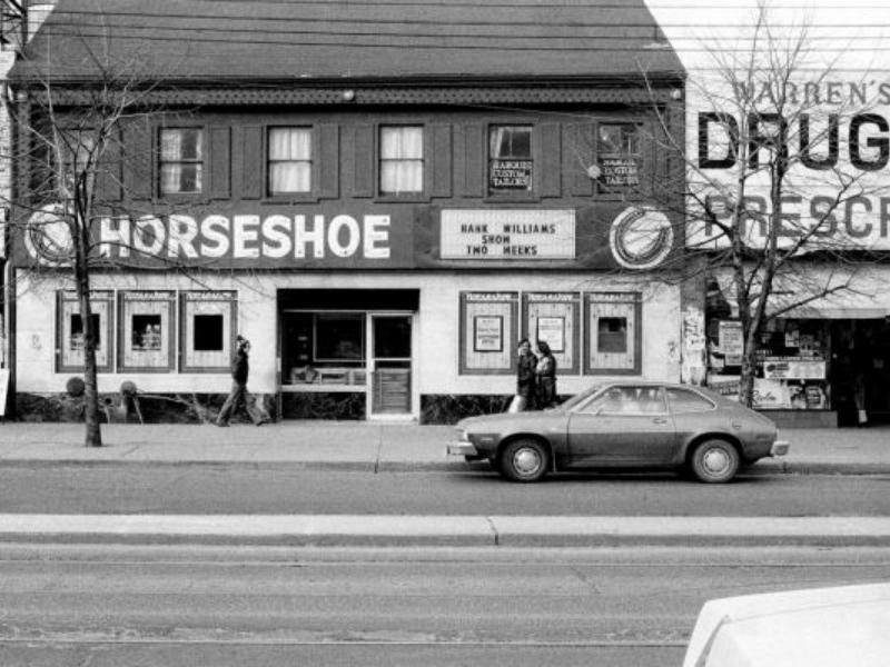 Horsehoe Tavern