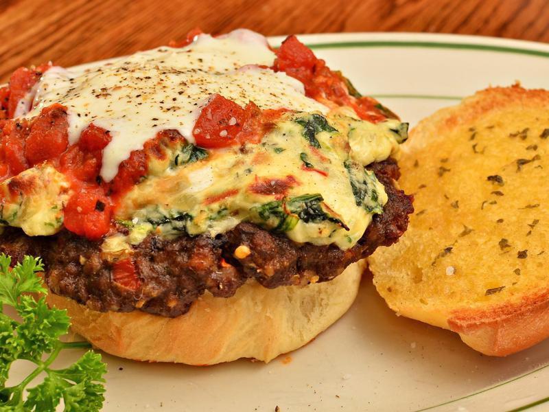 Burger Topping Ideas: Marinara