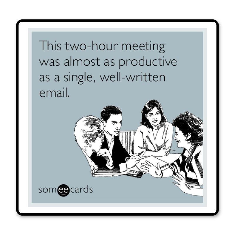 Two-hour meetings