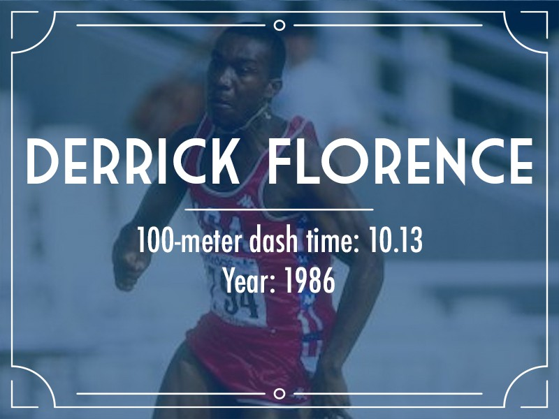 Derrick Florence