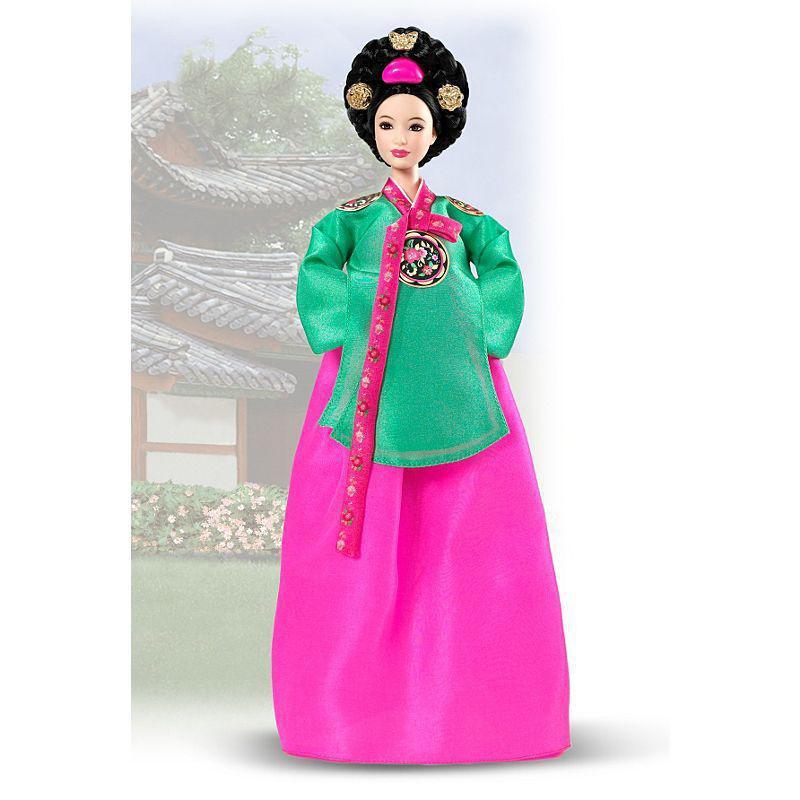 Princess of the Korean Court Barbie