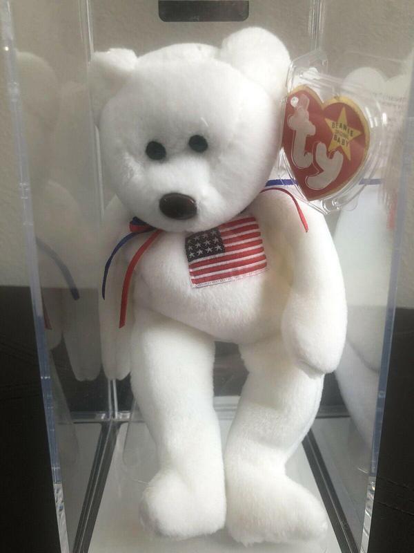 Summer Olympics Liberty Bear Beanie