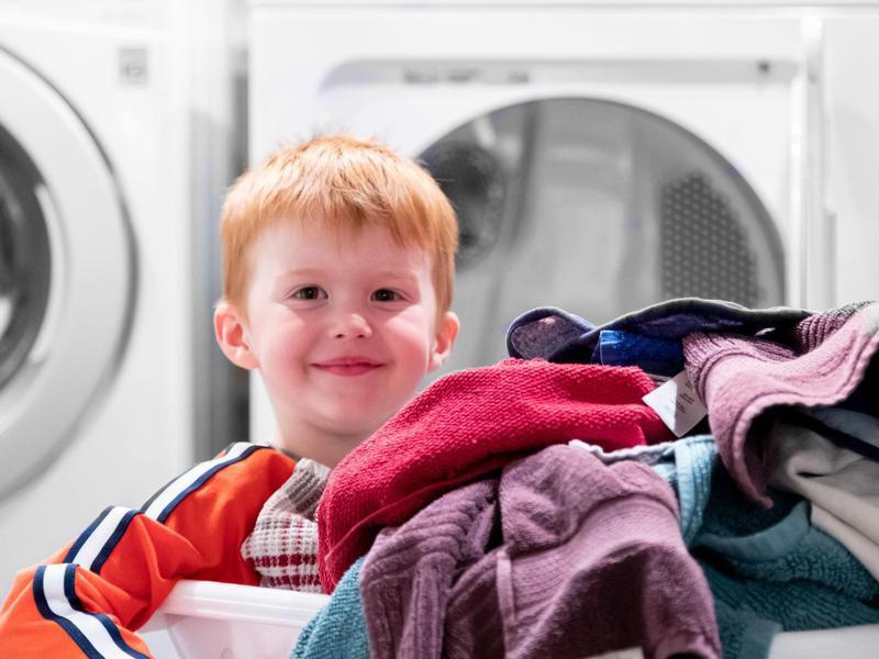 Fold Washcloths