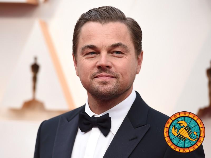 Scorpio: Leonardo DiCaprio