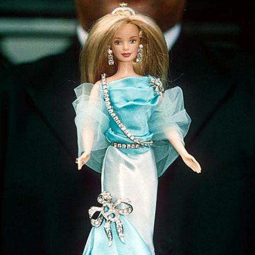 Blue Ivy's Barbie Doll