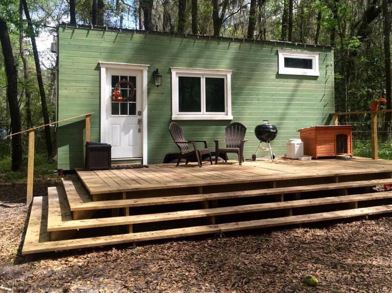 tiny house gainesville florida