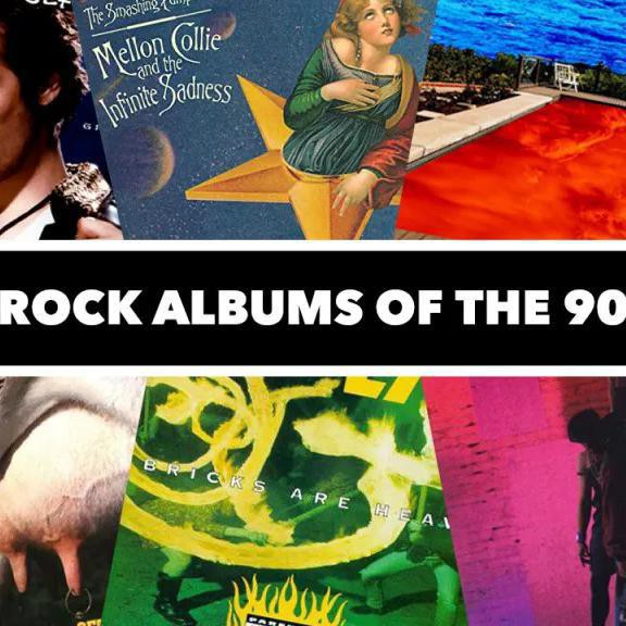 The 50 Best Rock Albums of the 90s