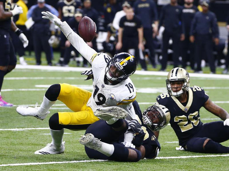 Steelers-Saints