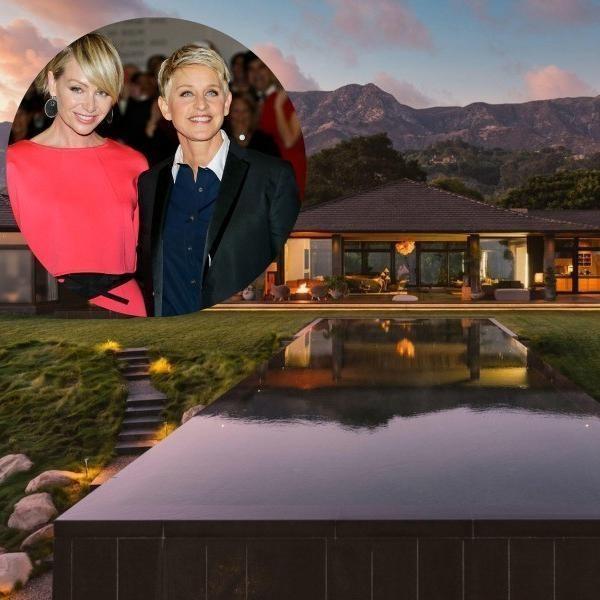 Ellen DeGeneres' Luxe $40M Montecito Mansion