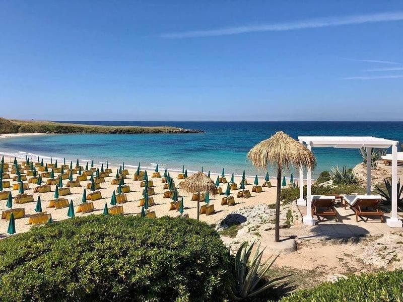 Must-Visit Beach: Canneto Beach