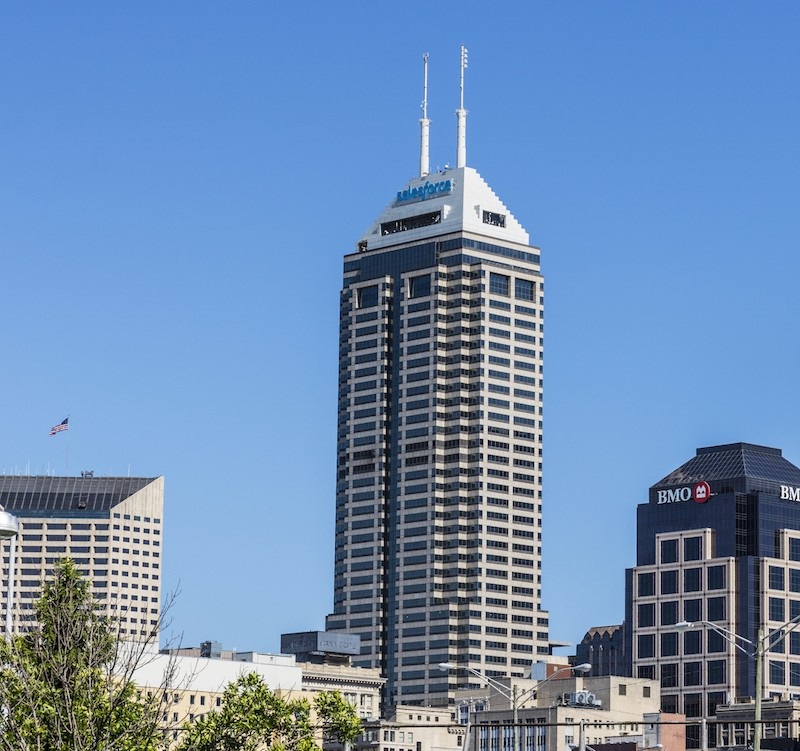 salesforce tower indianapolis