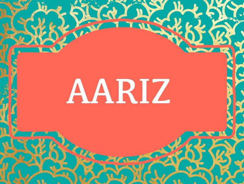 Aariz