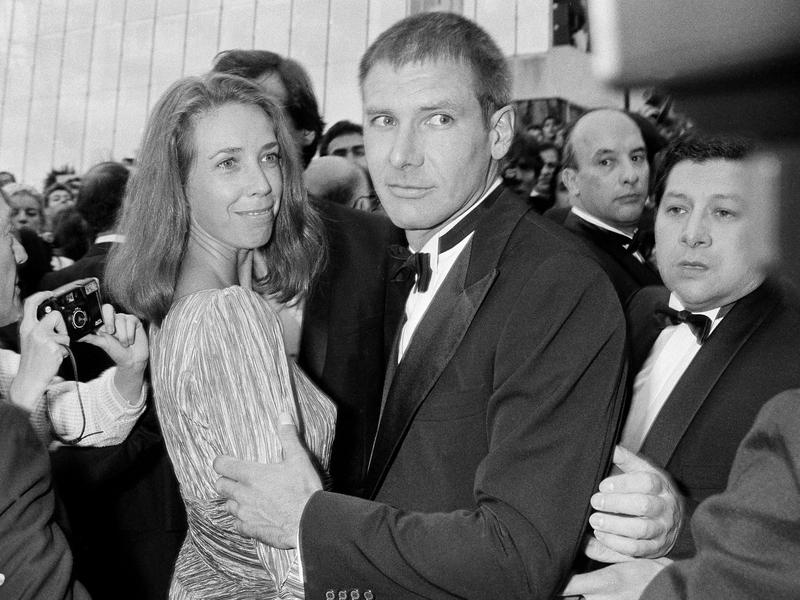 Harrison Ford Cannes