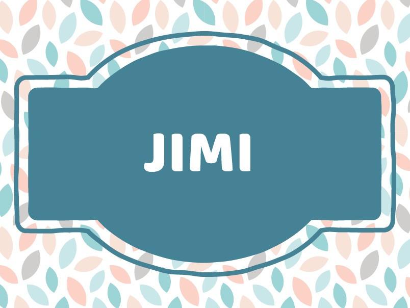 Unique Baby Names: Jimi