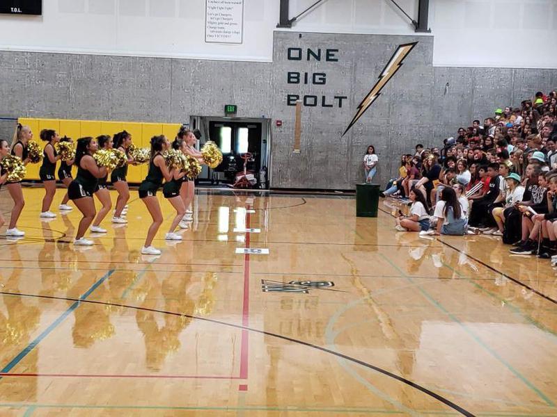 Marysville Getchell High School
