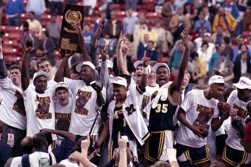 1988-89 Michigan Wolverines