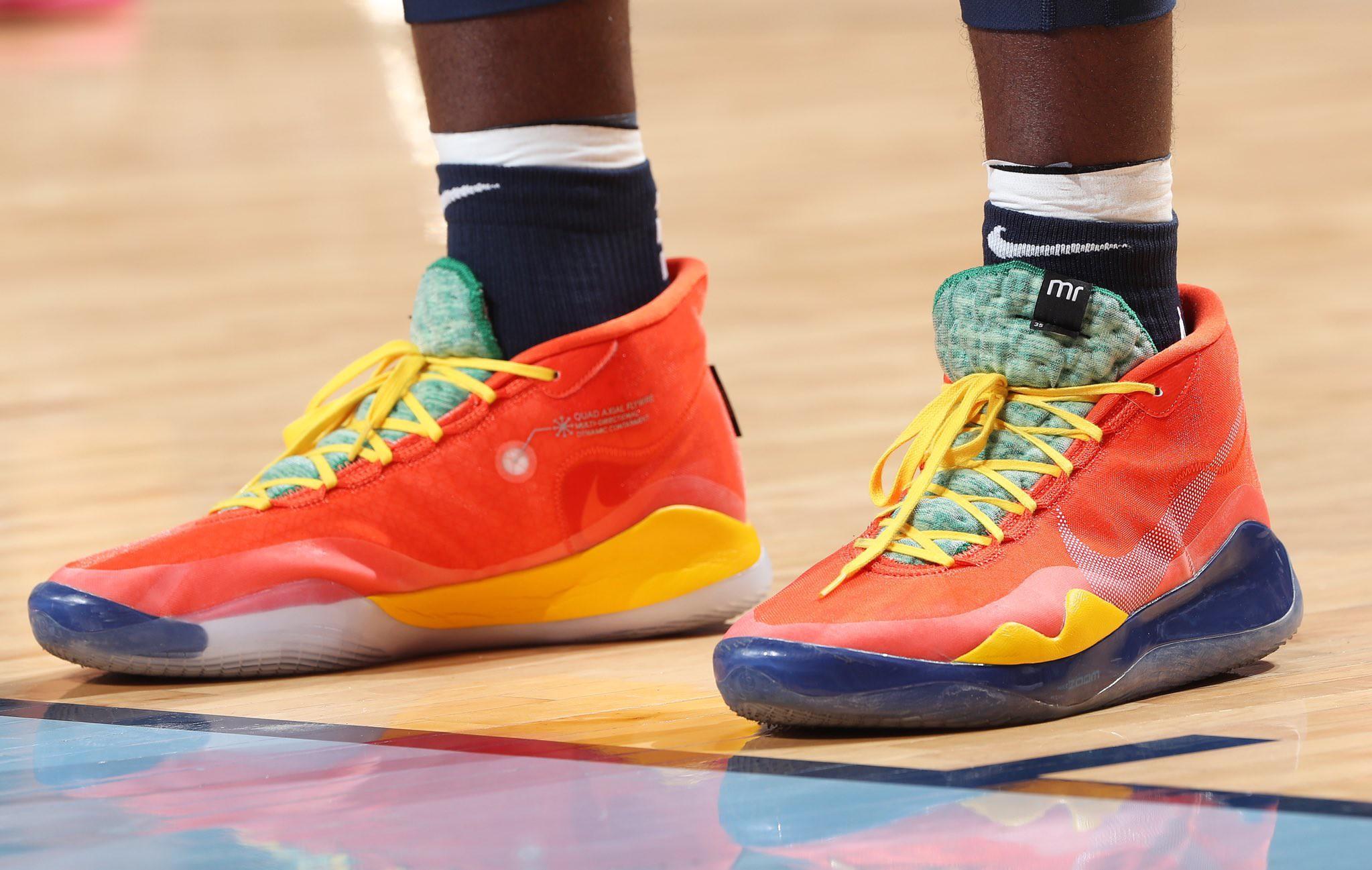 Nike KD12 by Jaren Jackson Jr.