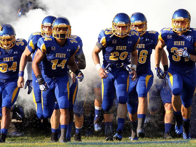 South Dakota State University football team