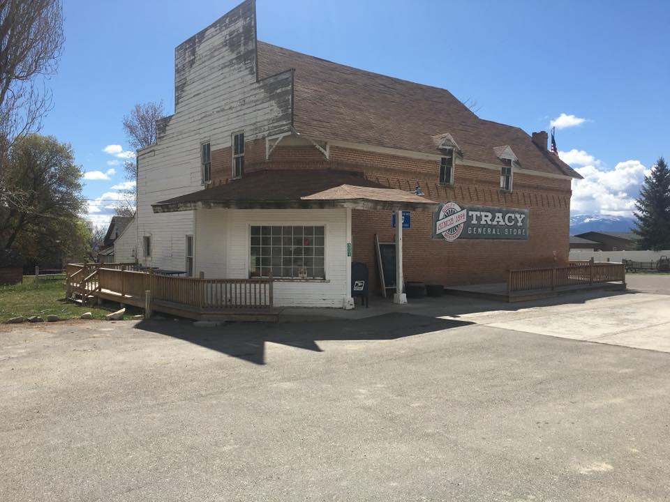 Tracy General Store, Idaho