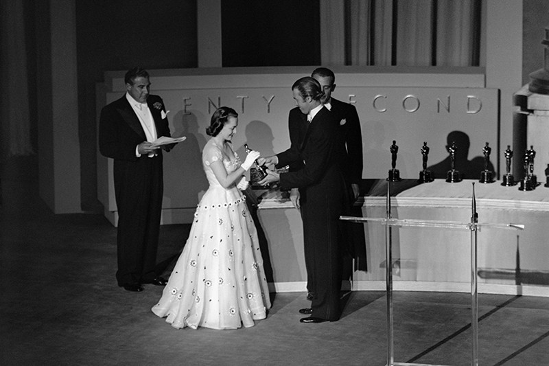 James Stewart and Olivia De Havilland