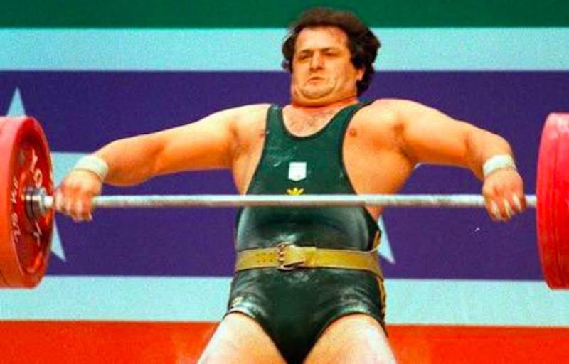 Dean Lukin lifting