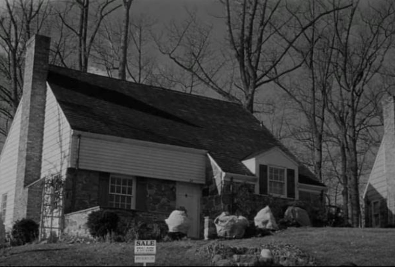 Susan's dream house from Miracle on 34th Street