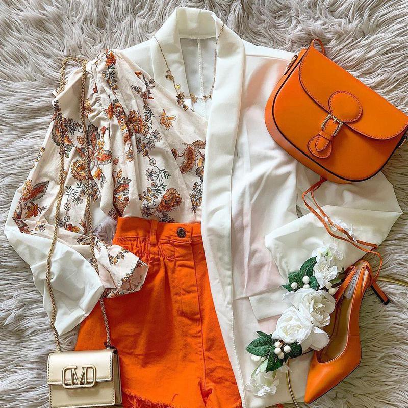 Marigold summer clothes